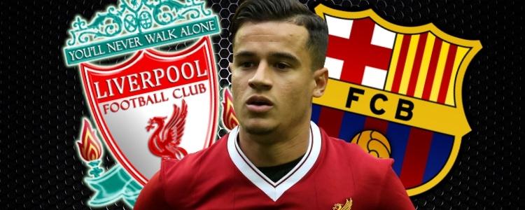 Coutinho aprieta al Liverpool para ir al Barça