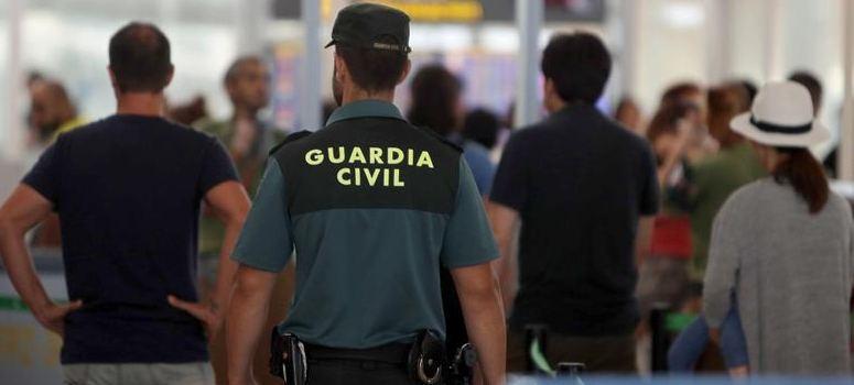 El Prat recupera la tranquilidad gracias a la Guardia Civil