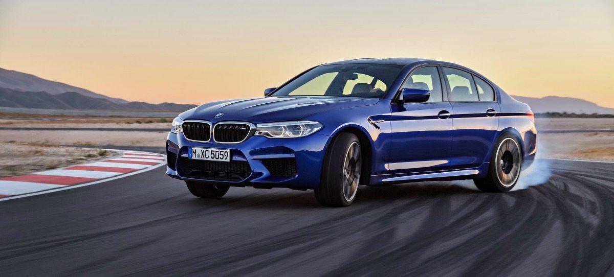 BMW presenta el nuevo M5
