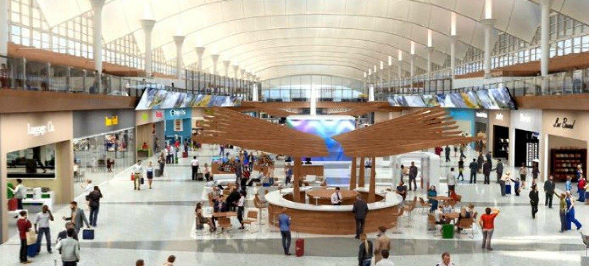 Ferrovial entra en el mercado aeroportuario estadounidense