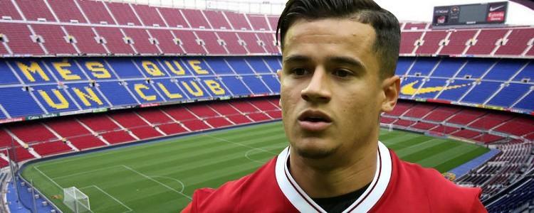 El Barça presentará a Coutinho este viernes