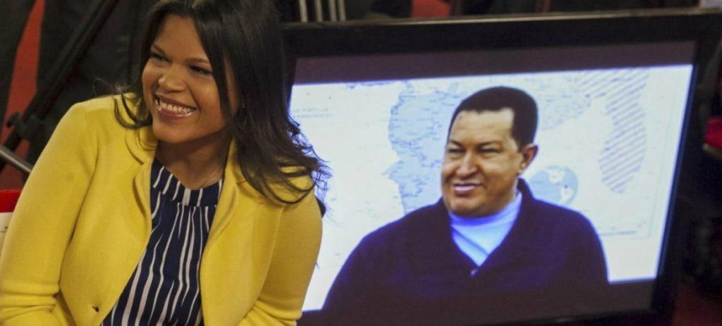La hija de Chávez, una de las mujeres más ricas de Venezuela