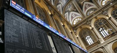 El IBEX 35 acaricia los 10.500 puntos por el empuje de Wall Street