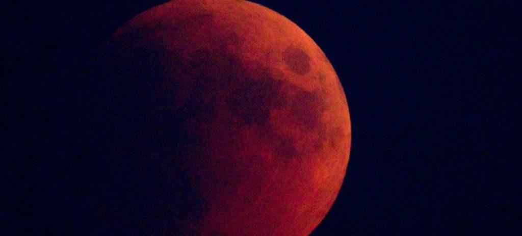 La Luna sufrirá un fenómeno que sólo ocurre cada tres años