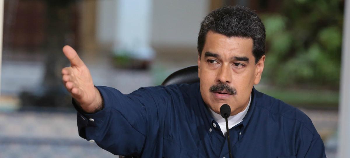 Maduro, tras cerrar 49 medios de comunicación, sancionará a los que 'promuevan odio'