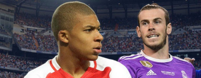 ¿Debe vender el Real Madrid a Gareth Bale para fichar a Mbappé?