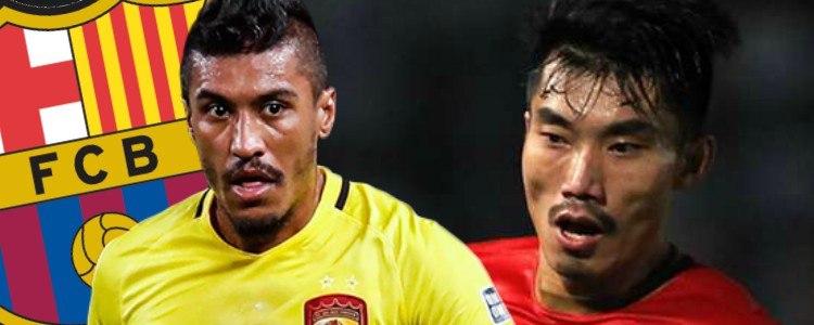 El fichaje de Paulinho por el Barça, confirmado por el capitán del Guangzhou