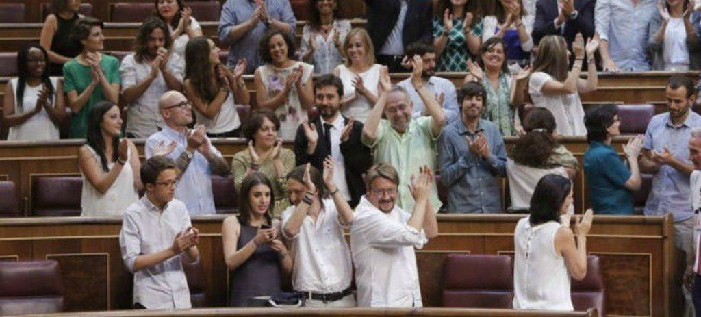 La admiración de Podemos a la 'Venezuela de la miseria, el hambre y la represión'