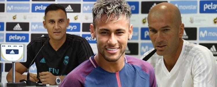 En el Real Madrid no se fían del Barça pese a la salida de Neymar