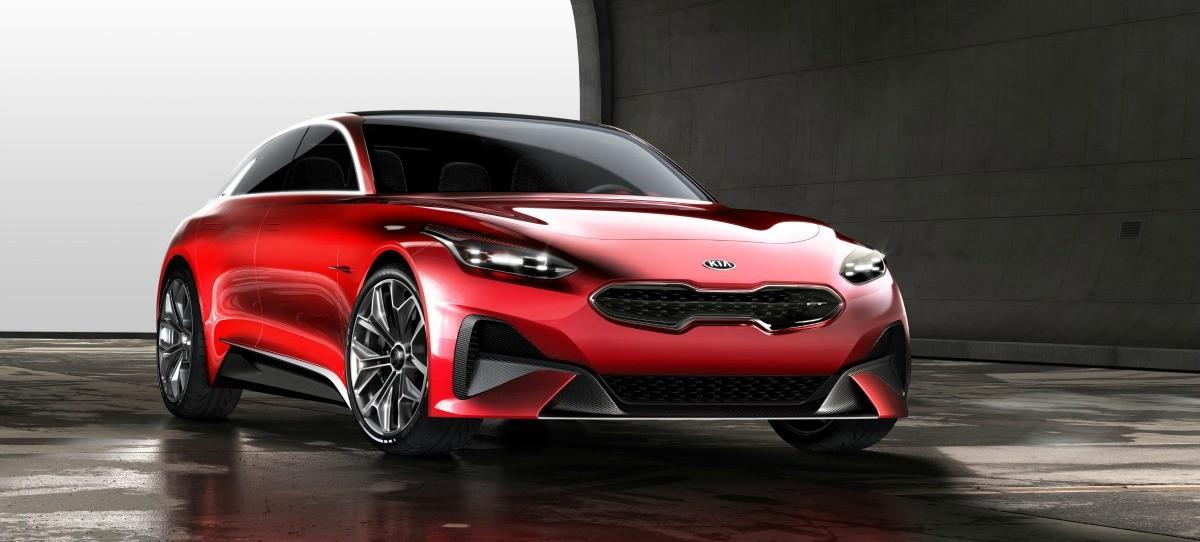 Kia presenta el Proceed Concept, junto con los nuevos Stonic, Picanto X-Line y Sorento