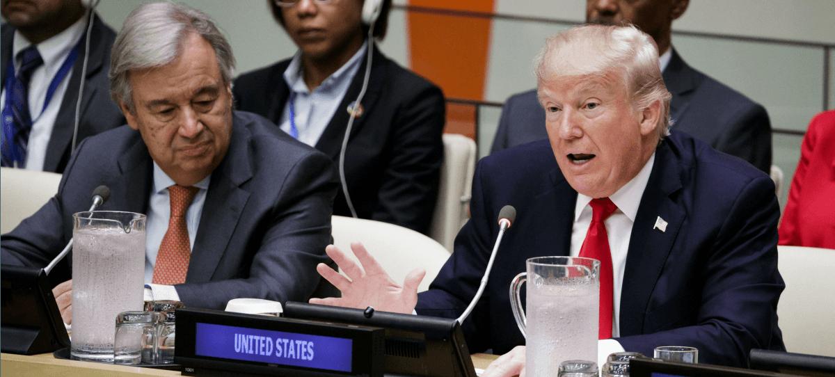 Trump: «Venezuela fue uno de los países más ricos, ahora sus ciudadanos se mueren de hambre»