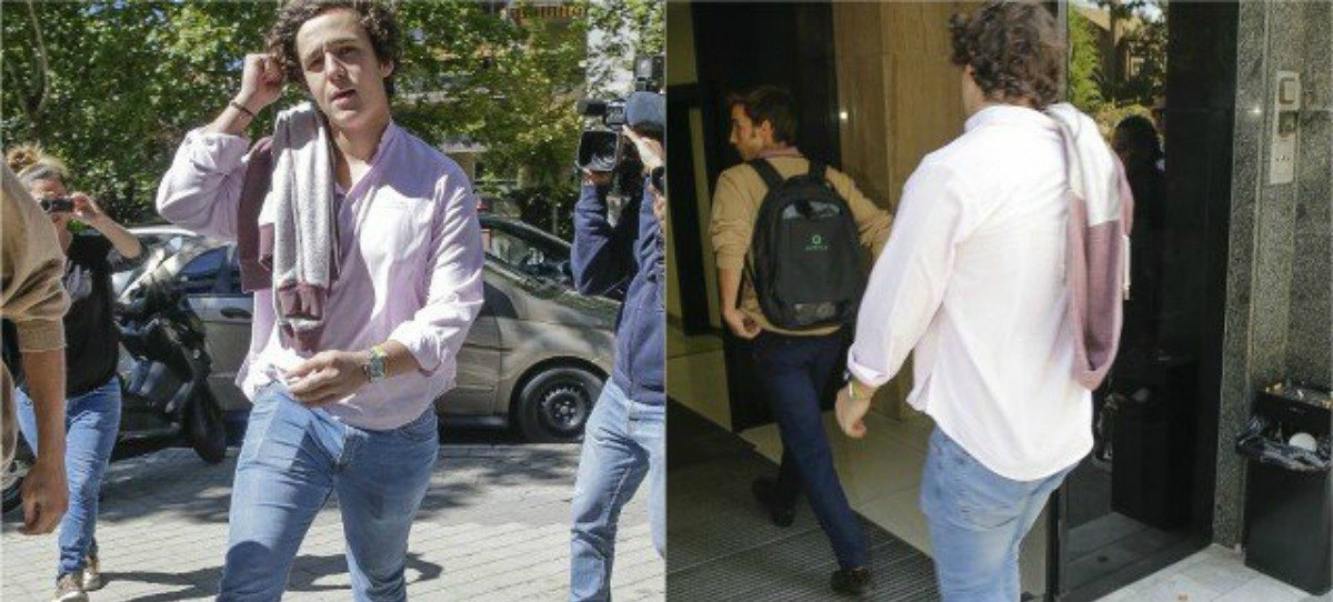Frolián llega sin mochila a su primer día de Universidad que cuesta 20.000 al año