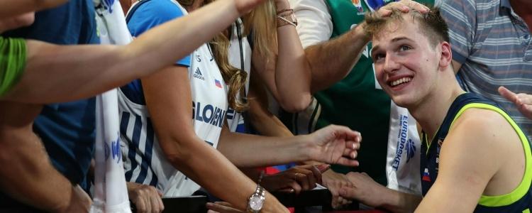 La Eslovenia del genio Dončić deja a España fuera de la final del Eurobasket