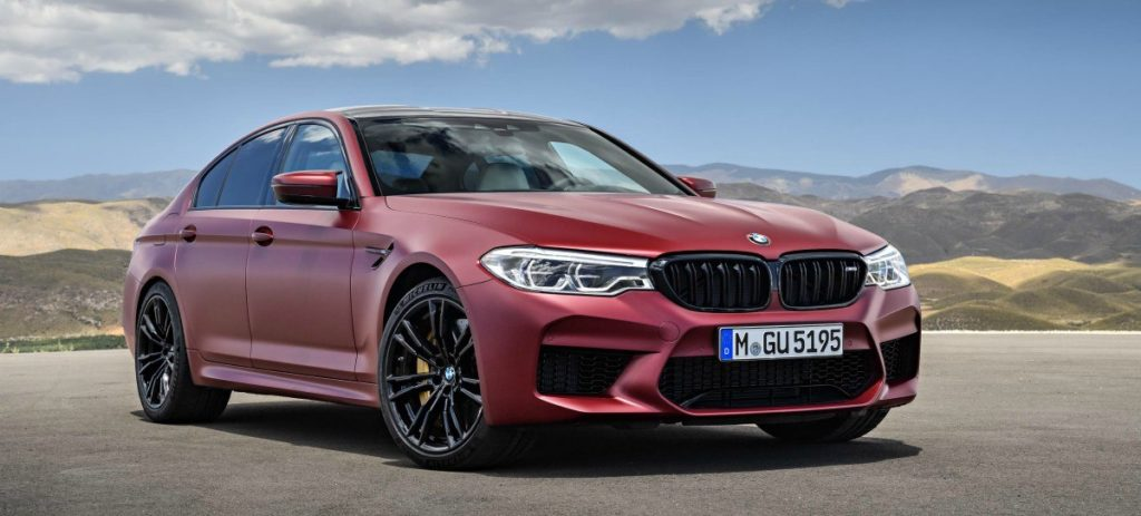 El nuevo BMW M5 arranca con una edición limitada: First Edition