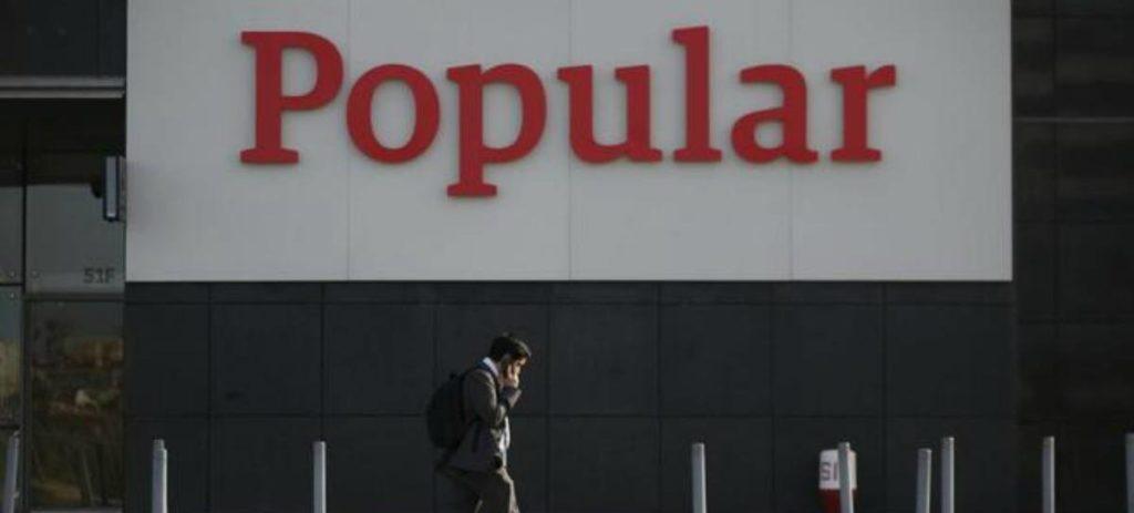 Popular perdió 3.660 millones en depósitos entre junio y agosto