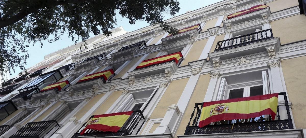 Madrid lucirá banderas españolas el 12 de octubre pese al rechazo podemita