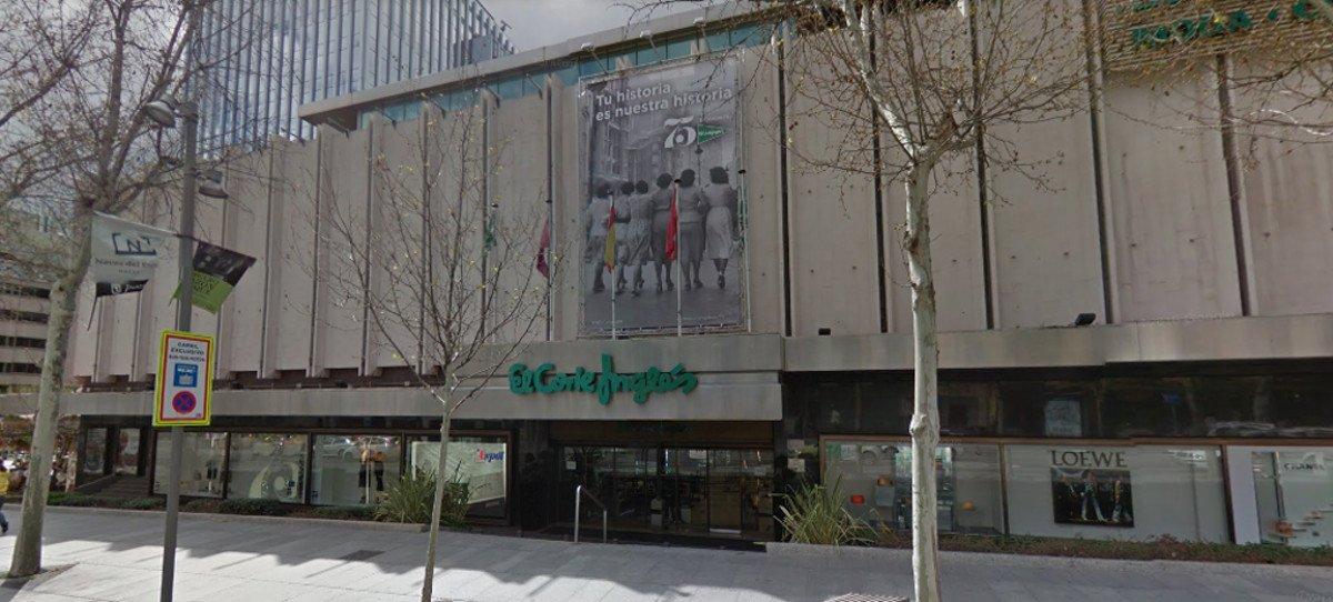 El corte ingl s vende el 40 de su edificio en la calle - Joyeria calle serrano ...