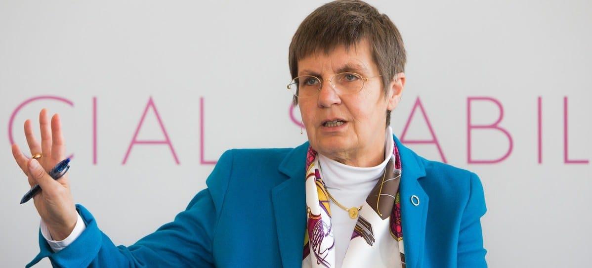 Elke König, presidenta de la JUR, habría incumplido el propio reglamento del organismo con el Banco Popular