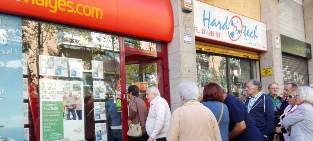 Los hoteleros piden que el Gobierno pague más por el Imserso o que los pensionistas asuman parte del coste