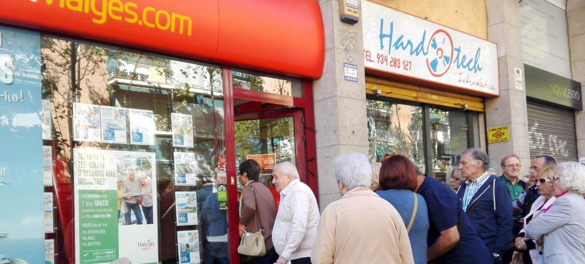 Iberia y Halcón viajes se adjudican los paquetes de viajes del Imserso