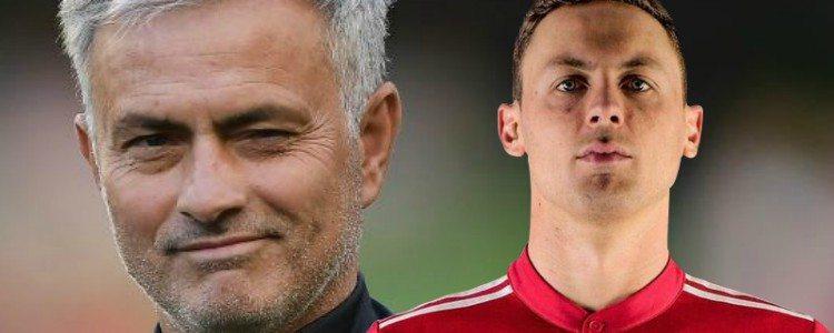 Mourinho nombra a Matic su mejor futbolista