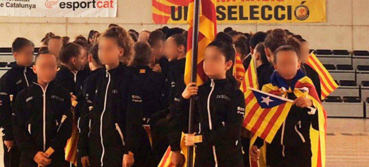 Bruselas, alarmada por el 'uso político de menores en Cataluña'
