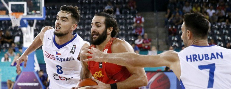 Pau y Ricky fulminan a la República Checa y España mete miedo en el Eurobasket