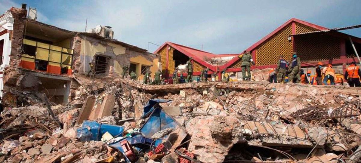 Los huracanes y terremotos cuestan más 3.000 millones a Swiss Re