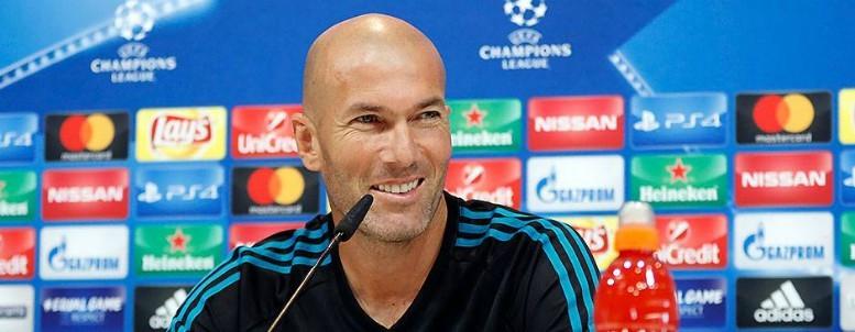 "Zidane se resigna: ""Puede que nos falte un '9'"""