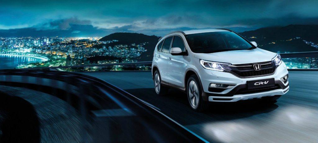 Honda incorpora la versión Lifestyle Plus a la gama CR-V y lanza un nuevo motor