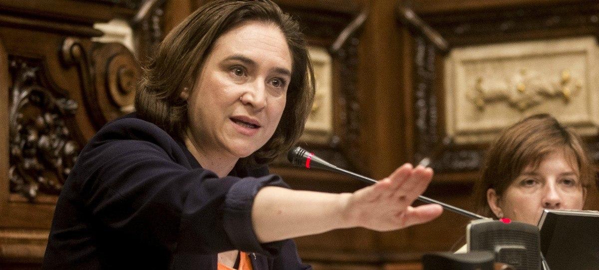 Los hoteleros de Barcelona exigen a Colau paliar las 'graves deficiencias' de la ciudad en materia de seguridad y civismo