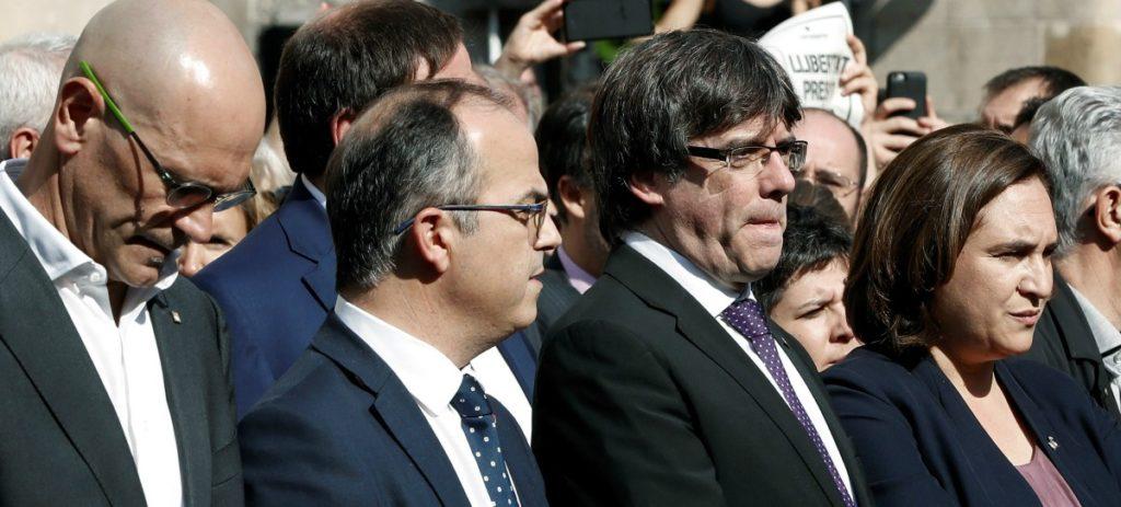 Los independendistas catalanes impiden otro récord en el turismo