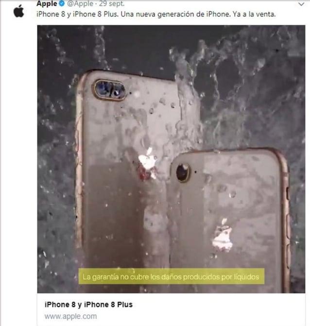 1676227095a ¿Es el iPhone 8 resistente al agua como anuncia Apple?