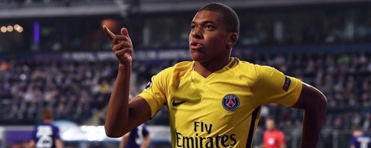 Mbappé gana el Golden Boy 2017 por goleada