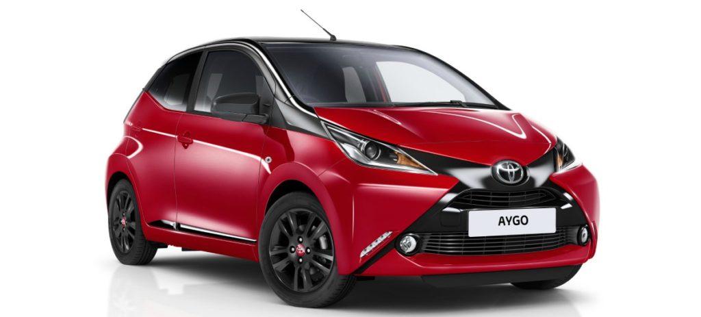 Toyota España lanza un nuevo AYGO x-cite