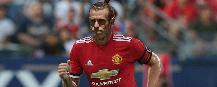 En Inglaterra colocan de nuevo a Bale en el Manchester United