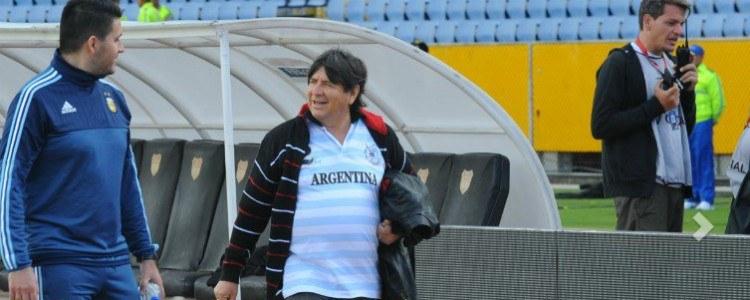 Un brujo ayudó a Argentina en Ecuador para meterse en el Mundial
