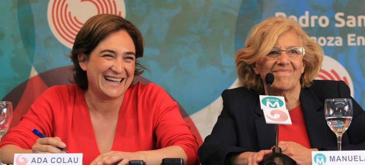 Edil de Carmena sobre el giro separatista de Colau: 'Aplaudimos a BComú'