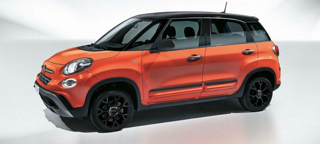 Llega el nuevo Fiat 500L City Cross desde 18.000 euros