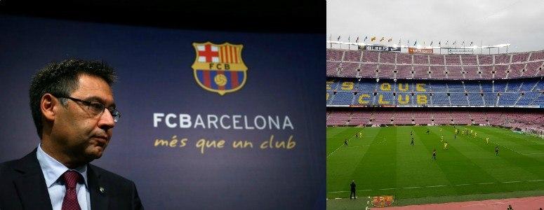 """El Barça-Las Palmas, a puerta cerrada: """"Que vean el Camp Nou vacío y sepan lo que estamos sufriendo"""""""