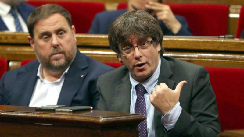 Puigdemont en 2015: «Todo no vale. Mentir no puede salir gratis»