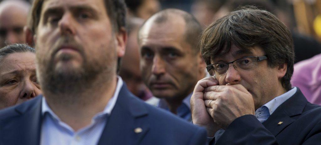 Los familiares de Puigdemont y sus secuaces piden dinero a los epañoles para viajar a Bélgica