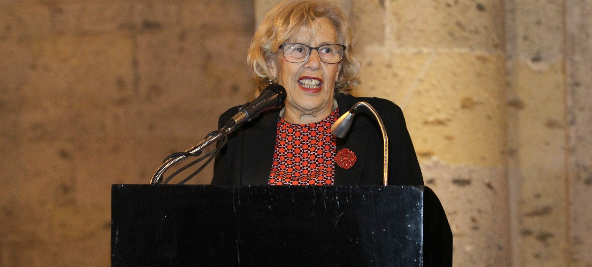 Carmena imita a Colau y prepara el veto a los hoteles en Madrid