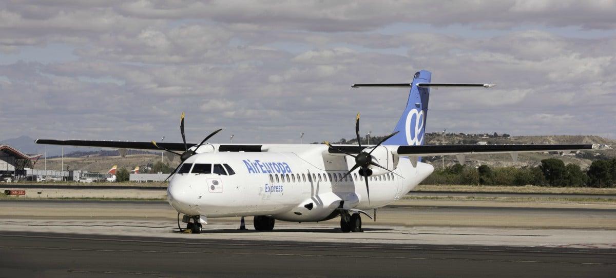 Air Europa Express lanza una convocatoria para contratar a 30 comandantes y copilotos de ATR