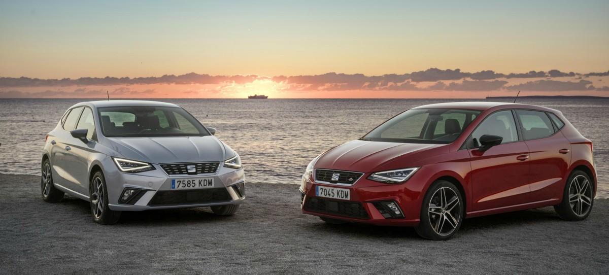 Los SEAT León e Ibiza, los modelos más robados en España en 2017