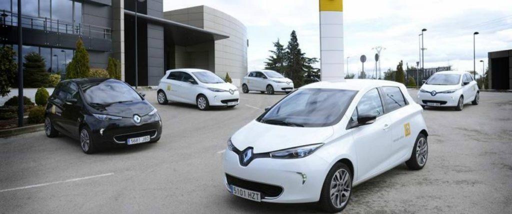 """Renault anuncia nuevos vehículos eléctricos """"asequibles"""""""
