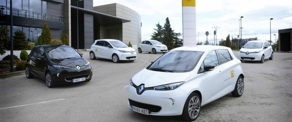 Renault anuncia nuevos vehículos eléctricos «asequibles»