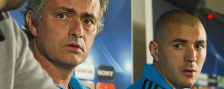 """Benzema desvela la bronca con Mourinho por llamarle """"gato"""""""