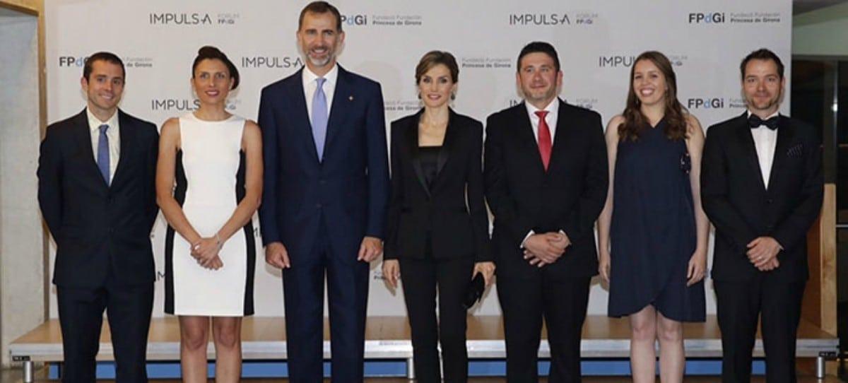 Los independentistas que han devuelto un galardón al Rey si disfrutaron de sus 10.000 euros de premio