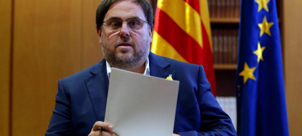 Junqueras pide salir de prisión: alega que el Govern no se ha vuelto a reunir
